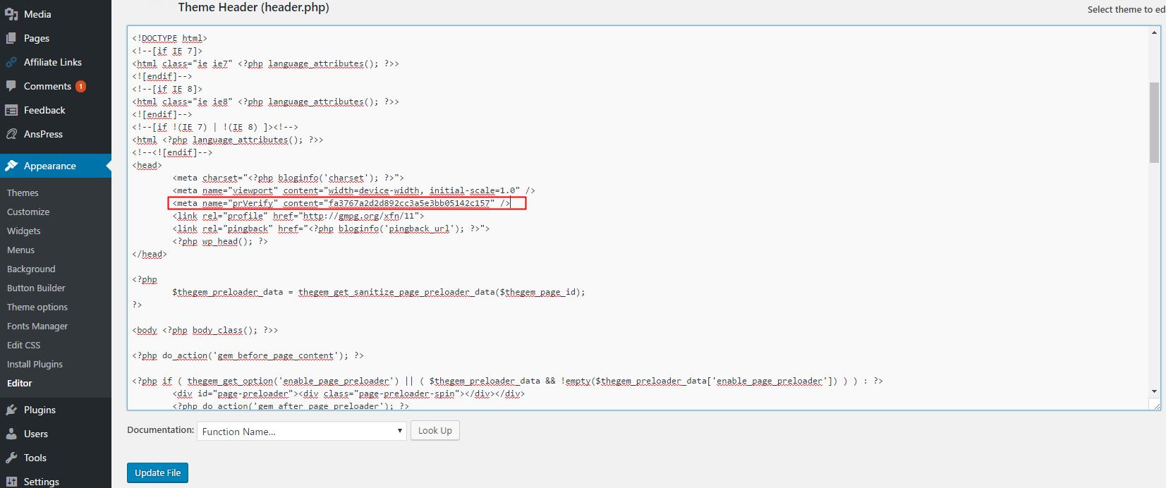 verificar-web-plugrush-meta-tag