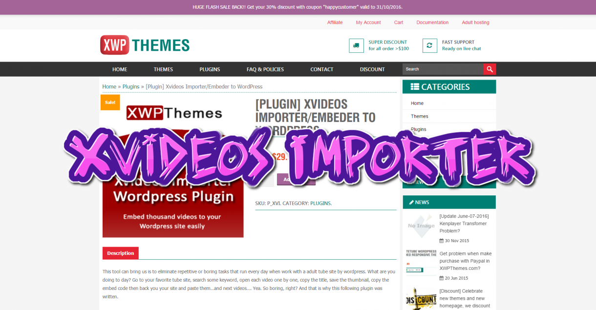 xvideos-importer-review