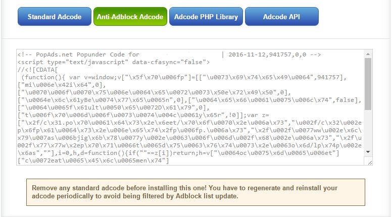 anti-adblockadcode